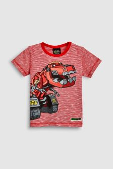 Dinotrux Short Sleeve T-Shirt (3mths-6yrs)