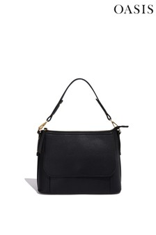 Oasis Black Suzie Satchel
