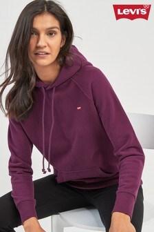 Levi's® Purple Mini Logo Hoody