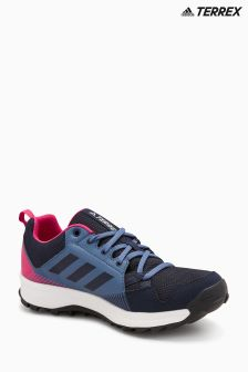 adidas Grey/Pink/White Tracerocker