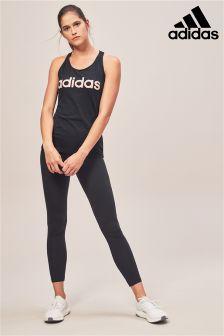 Legging adidas Essential Linear noir/rose