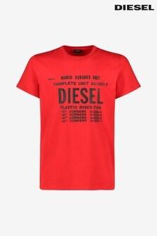 Diesel® Repeat Logo T-Shirt