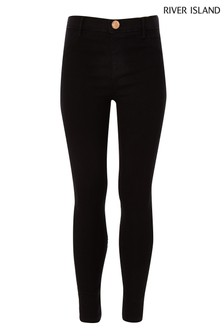 River Island Black Molly Jean