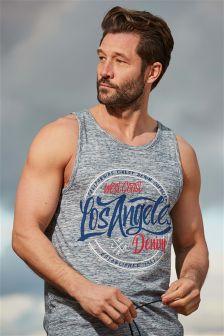 Marl L.A Graphic Vest