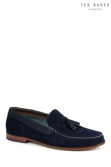 Ted Baker Navy Dougge Loafer