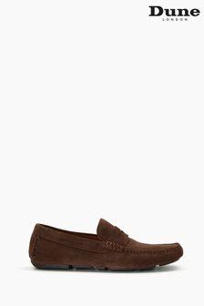 Oasis Black Faux Leather Seamed Mini Skirt