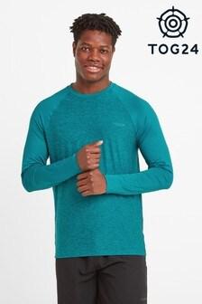 Tog 24 Blue Baldwin Mens Tech T-Shirt
