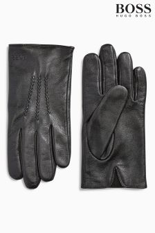 BOSS Grifin Leather Glove