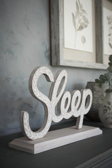Sleep Word Block