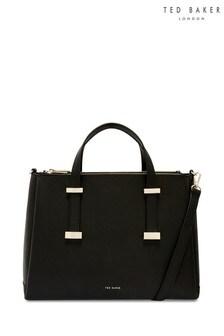 Ted Baker Black Handle Tote Bag