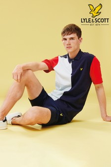 Lyle & Scott Jersey Short