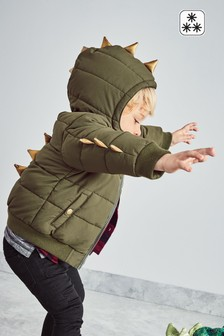 Dinosaur Padded Jacket (3mths-6yrs)