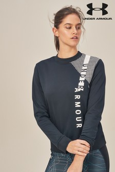 Under Armour Black Fleece Sweatshirt