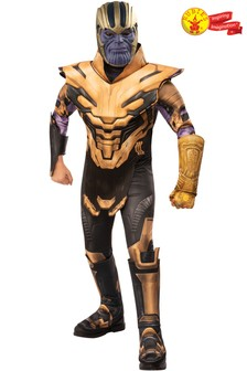 Rubies Avengers End Game Deluxe Thanos Fancy Dress Costume