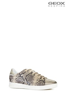 Geox Gold D Jaysen Shoe