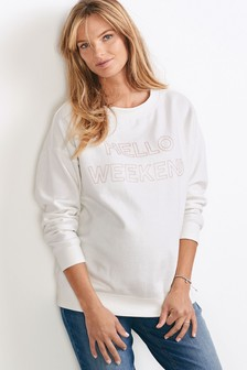 Maternity Sweatshirt