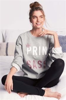 Prinsass Sweatshirt