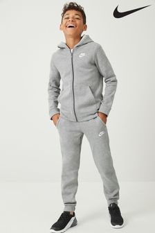 Nike trainingspak met fleece