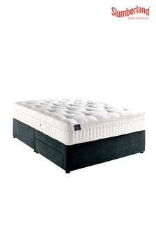 Gold Seal Two Drawer Divan Bed by Slumberland