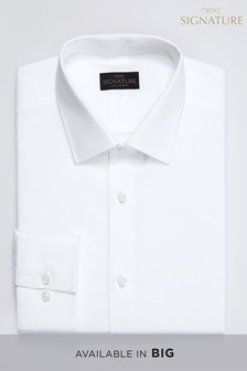 Egyptian Cotton Signature Slim Fit Shirt