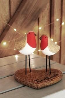 Love Robins Ornament