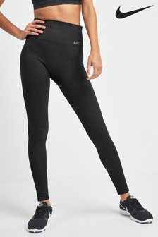 Nike Studio Dri-FIT Power Black Seamless Training Leggings