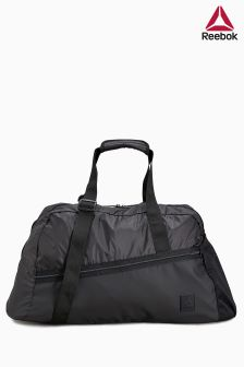 Reebok Black Enhanced Holdall