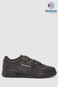 Reebok Black Workout Trainers