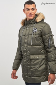 Hype. Explora Padded Jacket