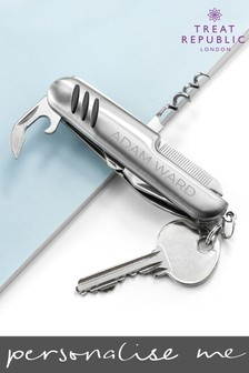 Personalised Multi Tool by Treat Republic