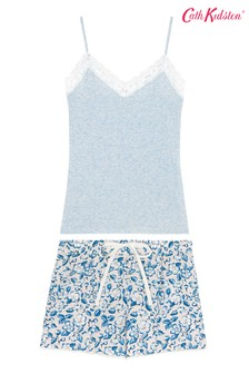 Cath Kidston® Climbing Blossom Vest And Short