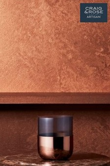 Craig & Rose Copper Artisan Effect Paint