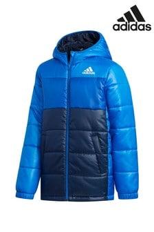 Стеганая куртка adidas