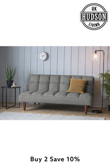Osla Grey Sofa Bed By Hudson Living