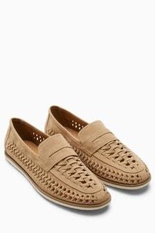 Weave Loafer