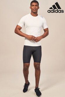 adidas Gym Black Alpha Skin Short