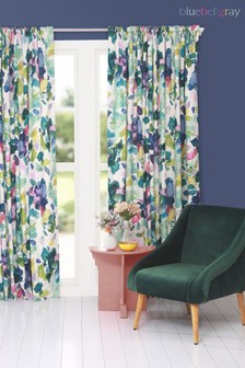 Bluebellgray Palette Pencil Pleat Curtains