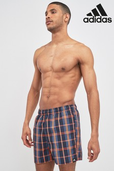 adidas Check Swim Short
