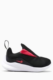 Nike Black/Pink Viale Elastic