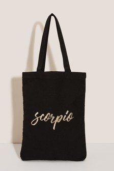 Zodiac Shopper Bag