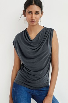 Premium Modal Asymmetrical Top
