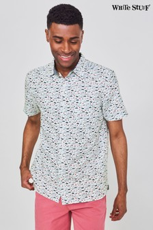 White Stuff Wasen Print Shirt