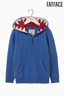 FatFace Shark Tooth Hoody