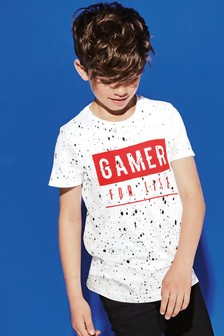Gamer For Life T-Shirt (3-16yrs)