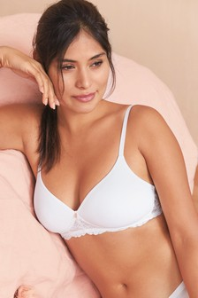 Daisy Forever Lite® Lightly Padded Wire Free Bra