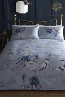 Appletree Kumiko Duvet Cover and Pillowcase Set