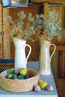 Parlane Harwood White Jug