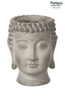 Цветочный горшок в виде головы Будды Parlane