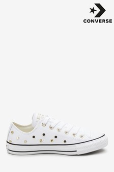 Converse Chuck Taylor All Star Stud Low Trainers