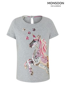 Monsoon Ursula Unicorn Top